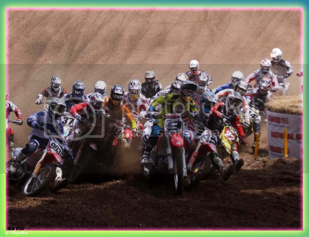 Washougal, Round 8 of the MX Nationals; My 450 Scribble - Photo 3 of 23